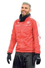 Fussballer Valon Behrami. (Bild: Laurent Gillieron/Keystone)