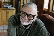 Schuf einen Kultfilm: George A. Romero (1940–2017). (Bild: AP)