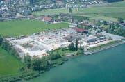 Das Steinfabrikareal in Pfäffikon. (Bild pd)