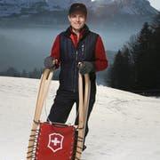 Carls Elsener, CEO der Victorinox, ist der Unternehmer des Jahres 2013. (Bild: Manuela Jans / Neue LZ)