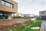 Bauboom in Oberkirch: In den letzten 25 Jahren verdoppelte sich die Einwohnerzahl beinahe. (Bild: Manuela Jans-Koch / Neue LZ)