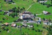 Ein Blick auf Gurtnellen Dorf. (Symbolbild) (Bild: PD/gurtnellen.ch)