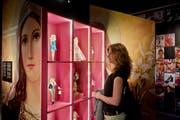 Die Ausstellung «Bin ich schön?» zog 2014 die Besucherinnen und Besucher ins Forum Schweizer Geschichte in Schwyz. (Bild: Pius Amrein / Neue LZ)