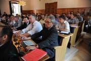 Sitzung des Landrats Uri. (Bild: UZ)