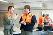 Die ZSOpilatus während einer Übung im Jahr 2011. (Bild: Katrin Haunreiter / Neue LZ)