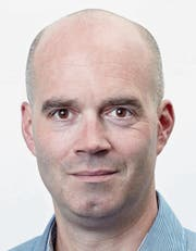 Der Direktor des Zuger Kantonsspitals, Matthias Winistörfer. (Bild: PD)