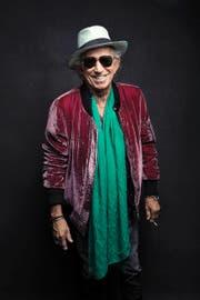 Keith Richards, ... (Bild: Victoria Will/PD)