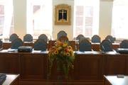 Der Kantonsrat sagt einstimmig Ja zum Voranschlag 2013 (Symbolbild Markus von Rotz / Neue OZ).