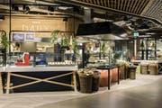 """So sieht der Laden von Migros """"Daily"""" in der Welle 7 in Bern aus. (Bild: pd)"""