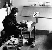 Bob Dylan wollte die Einheit von Poesie, Musik und Performance (hier in einer Aufnahme aus dem Jahr 1964). (Bild: Sony Music)