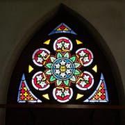 Kirchenfenster (Bild Boris Bürgisser)