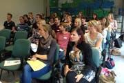 30 neue Lehrer im Kanton Uri erlebten am 10. August einen Berufseinführungs-Nachmittag. (Bild PD)