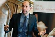 Vincent Kaufmann, Direktor der Anlagestiftung Ethos. (Bild: Walter Bieri/KEY)