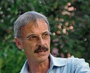 Fridolin Wyss, Geschäftsführer des Vereins kirchliche Gassenarbeit (Bild: Herbert Fischer)