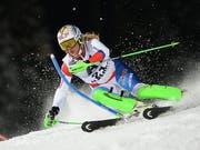 Denise Feierabend gewinnt in Bad Wiessee ihr 3. Europacup-Rennen (Bild: Keystone)