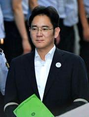 Lee Jae Yong. (Bild: Kim Min-Hee/EPA)