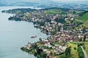 Weggis ist eine der Gemeinden, in denen sich gute Steuerzahler niederlassen. (Bild: Pius Amrein (20. Juli 2014))