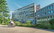 Das Kantonsspital Uri soll schon bald saniert werden. Bild: Angel Sanchez (Altdorf, 4. Juli 2016)