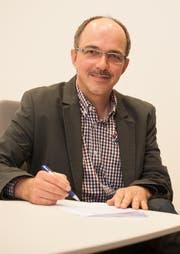 Der 53-jährige Michael Fuchs wird ab Anfang 2014 neuer Rektor der Gemeinde Risch. (Bild: pd)