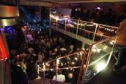 Platz 9 in der Kategorie Partylocation: Lounge & Gallery in Zug.