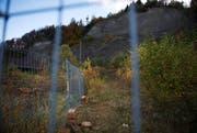 Die Mergelgrube Grisigen in Horw. (Bild: Archiv LZ)
