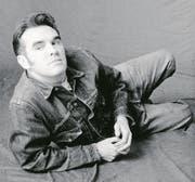 Der britische Sänger und Komponist Morrissey. (Bild: PD)