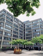 Der Sitz der Bundesanwaltschaft in Bern. (Bild: Lukas Lehmann/Keystone (14. Juli 2009))