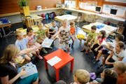 Knapp 43'900 Kinder und Jugendliche besuchen 2011/2012 eine obligatorische Schule im Kanton Luzern. Das sind 1,6% weniger als im Vorjahr. (Bild: Pius Amrein / Neue LZ)