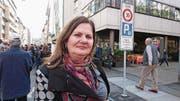 «Die Jugend ist unsere Zukunft, in diese sollten wir investieren», sagt Selima Häfliger (55), Passantin aus Luzern. (Bild: Martina Odermatt)