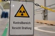 Radioaktivität Strhlung (Bild: EPA/JAN-PHILIPP STROBEL)