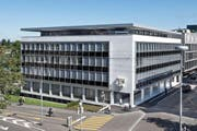 Sitz der Zuger Kantonalbank in der Stadt Zug. (Bild: pd)