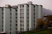 Die JUSO will, dass das Kapital der GSW um 20 Mio. Franken erhöht wird - und so auch der Anteil an preisgünstigem Wohnraum. (Bild: Roger Gruetter / Neue LZ)