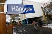Das Schulhaus Hänggeli in Zug. (Bild Stefan Kaiser/Neue ZZ)