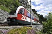 Die Zentralbahn. (Bild: pd)