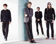 Die deutsche Band Tocotronic. (Bild: Michael Petersohn)