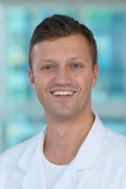 Reto Twerenbold wird Chefarzt der neuen Klinik. (Bild: Zuger Kantonsspital)