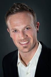 Er wird neuer Leiter der Abteilung Sport: Lars Reichlin. (Bild: SANDRA BRIGGER)