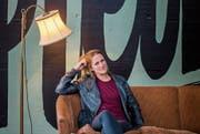 Bühnen- und Romanautorin Martina Clavadetscher stellt ihren neuen Roman morgen Abend im Luzerner Kleintheater vor. Bild: Ingo Höhn/PD