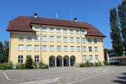 Auch das Schulhaus Littau Dorf soll an den Fernwärmeverbund angeschlossen werden. (Bild: PD)
