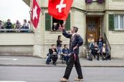 Jodlerfest schüpfheim (Bild: KEYSTONE/ALEXANDRA WEY)