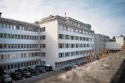 Die zur Hirslanden-Gruppe gehörende Klinik St. Anna. (Bild: Corinne Glanzmann (Luzern, 8. März 2017))