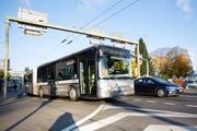 Der Verkehrsverbund Luzern möchte Autofahrer zum Umsteigen auf den öV bewegen. (Bild: Manuela Jans/Neue LZ)