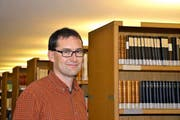 Thomas Brunner ist als Nachfolger von Markus Bamert seit wenigen Monaten Schwyzer Denkmalpfleger. (Bild: Andrea Schelbert)