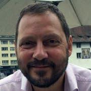 Wird vermisst: Christian Härtelt aus Luzern. (Bild: Luzerner Polizei)