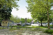 Standort 3: Parkplatz Alpenquai (Bild: Boris Bürgisser)
