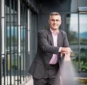 CKW-Geschäftsführer Felix Graf (50). (Bild: Boris Bürgisser (Rathausen, 9. November 2016))