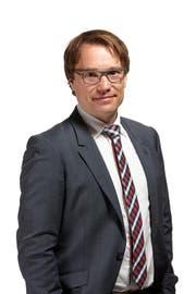 Politik- und Medienwissenschaftler Lukas Golder. (Bild: PD)