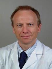Christoph Henzen wird neuer Leiter des Departements Medizin am Luzerner Kantonsspital Luzern. (Bild: PD)