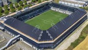Das Fussballstadion in Schaffhausen. (Bild: PD)