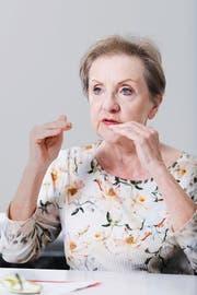 Susanna Fassbind (73) ist Ehrenpräsidentin und Gründungsmitglied des Vereins Kiss Schweiz. (Bild Stefan Kaiser)